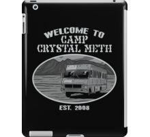 Camp Crystal Meth iPad Case/Skin