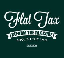 Flat Tax by morningdance
