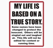 My life is based on a true story by GentryRacing