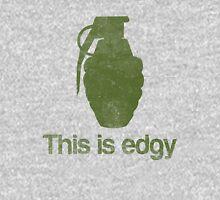Grenade Edgy Unisex T-Shirt