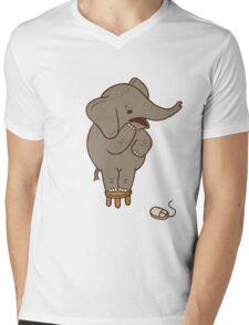 Irrational Fears Mens V-Neck T-Shirt