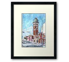 Redfern Street Framed Print