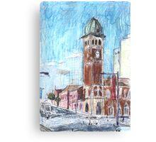Redfern Street Canvas Print