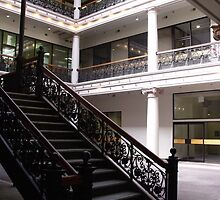 Frear Building Interior by Stephanie Fay