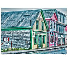 Lubec Maine Photographic Print