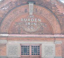 Burden Iron Works by Stephanie Fay