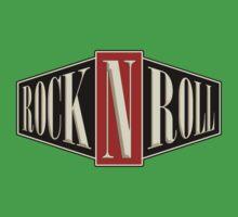 Vintage Rock'N'Roll Kids Tee