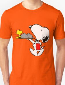 Bellboy Snoopy T-Shirt
