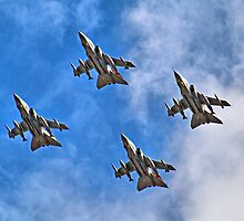 Queens Birthday Flypast  1- London 15.06.2013 by Colin J Williams Photography
