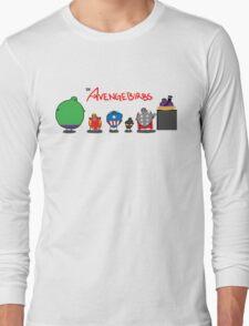 The Avengebirbs Long Sleeve T-Shirt