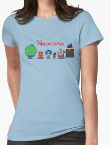 The Avengebirbs Womens Fitted T-Shirt