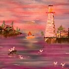 Lighthouse for Mom by Denise Tomasura