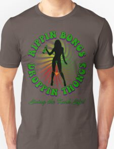 Rippin Bongs-1 (solid) T-Shirt