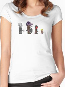 The Paragon Path - Season 1 - Morrgara Edition Women's Fitted Scoop T-Shirt