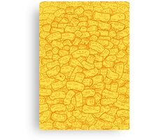 Mac and Cheese Canvas Print