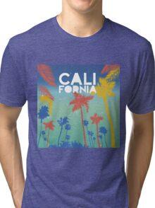 California tropical mood Tri-blend T-Shirt