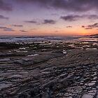 Last Light - Newport Beach by Richard Thelen