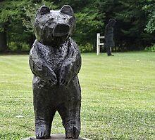backyard bear by vigor