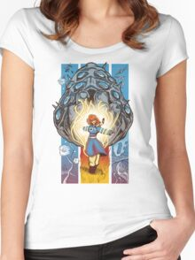 Valley of the Wind Women's Fitted Scoop T-Shirt