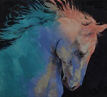 Stallion by Michael Creese
