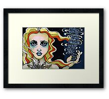Air Elemental Framed Print