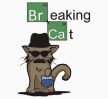 Breaking Cat  T-Shirt