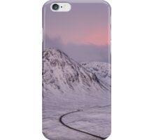 Glen Coe Moonlight iPhone Case/Skin