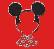 Mickey Hands by Quan Shaw