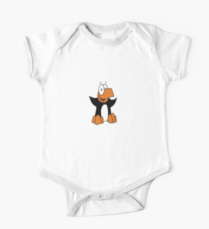 Perry Penguin One Piece - Short Sleeve