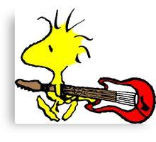 Woodstock Rock Canvas Print