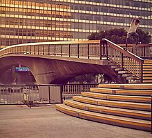 Mikey Taylor - Switch 180 5-0 by asmithphotos