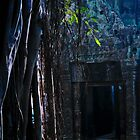 Jungle Temple by KerryPurnell
