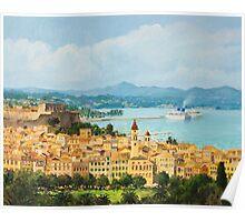 Memories of Corfu Poster