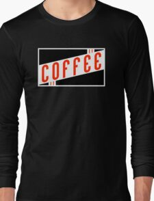 vintage coffee Long Sleeve T-Shirt