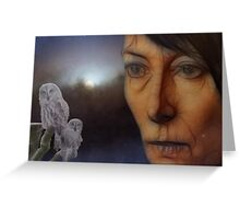 The Godess Hekate Greeting Card