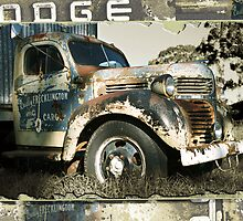 Dudley's Old Dodge by blaise1969