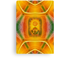 XIX - The Sun Canvas Print