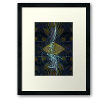 I - The Magician Framed Print