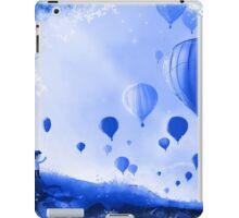 Adventure Day!!!! Blue iPad Case/Skin
