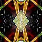 IX - The Hermit by LuciaS