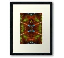 V - The Hierophant Framed Print