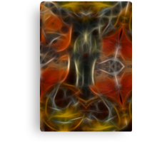 XV - The Devil Canvas Print
