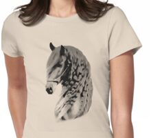 the stallion t-shirt Womens Fitted T-Shirt