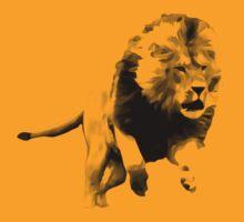 lion t-shirt by parko