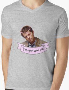 Godstiel pt1 Mens V-Neck T-Shirt