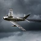 Moody F86 Sabre (HDR) by Shane Ransom
