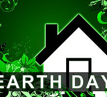 earth day green home by maydaze