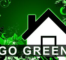 go green by maydaze