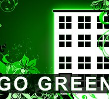 go green card by maydaze