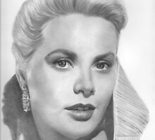 Grace Kelly by Karen Townsend
